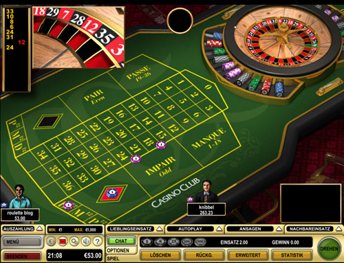 roulette gratis download